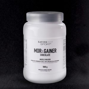 Mor & Gainer chocolate