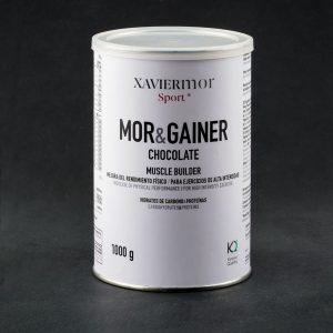 Mor & Gainer chocolate