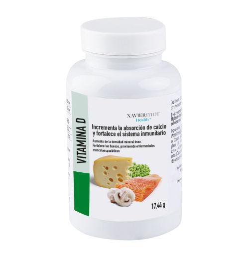 Vitamina D - Xavier Mor