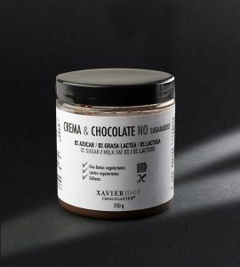 Crema & Chocolate Sin Azúcar