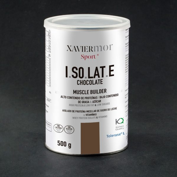 Isolate Chocolate