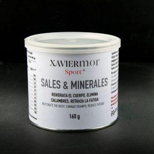 SALES & MINERALES - XAVIERMOR SPORT