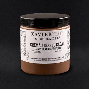 Xavier Mor Crema Cacao con proteinas